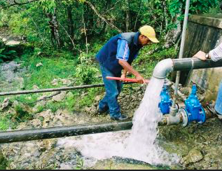 East Timor water system